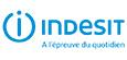 Logo de la marque d'électroménager Indesit